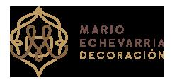 Logo Mario Echevarria Decoración
